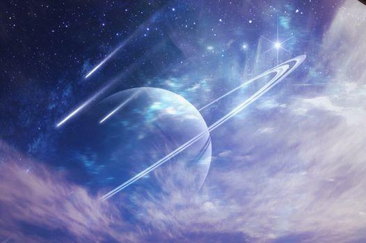 Заставки космос, атмосфера, пространство