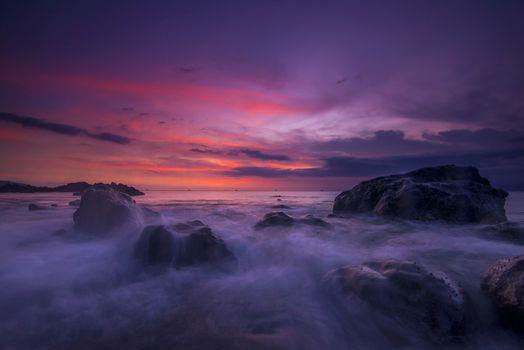 Photo free coast, plateau, Ratu