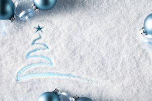 Фото бесплатно рождество, украшения, праздничные