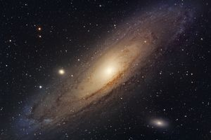 Бесплатные фото Галактика,Андромеды,космос,The Andromeda Galaxy