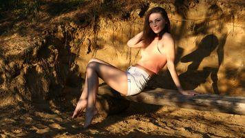 Фото бесплатно galina a, загорелая, брюнетка, не голая, ноги