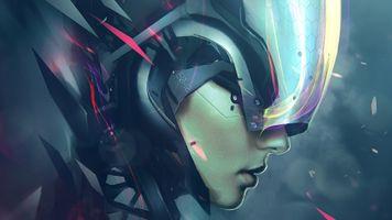 Заставки Cyborg, Artist, работа