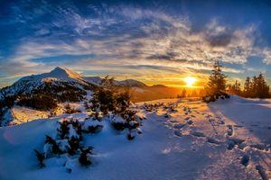 Фото бесплатно Украина, Карпаты, Горы