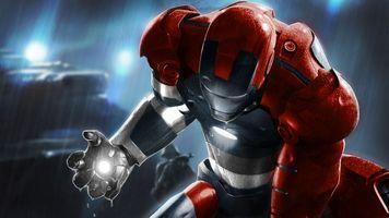 Фото бесплатно Железный Человек, супергерои, мститель