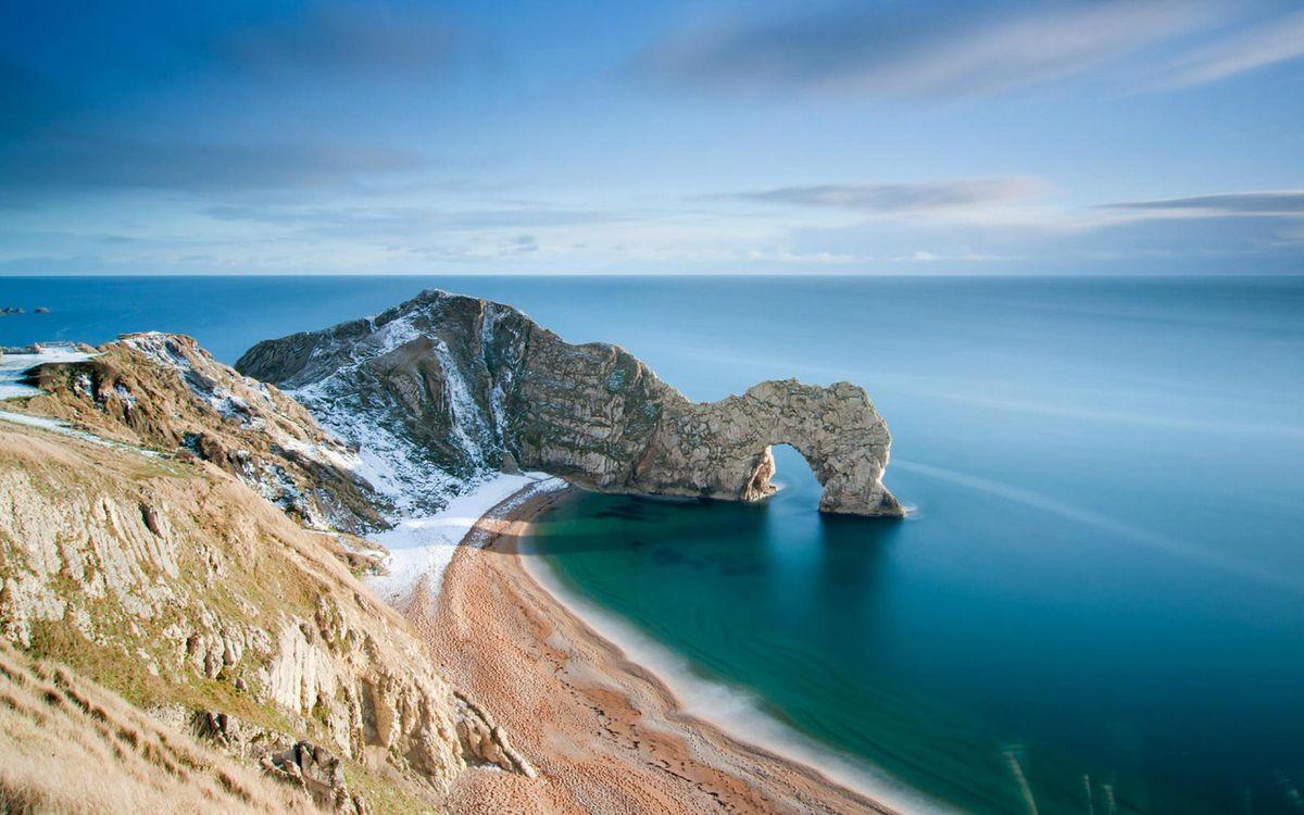 Обои Beautiful, landscapes, sea картинки на телефон