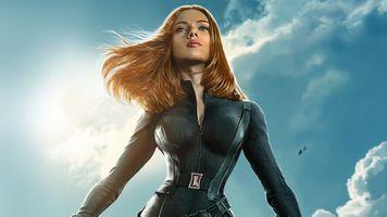 Фото бесплатно Scarlett Johansson, супергерои, Black Widow
