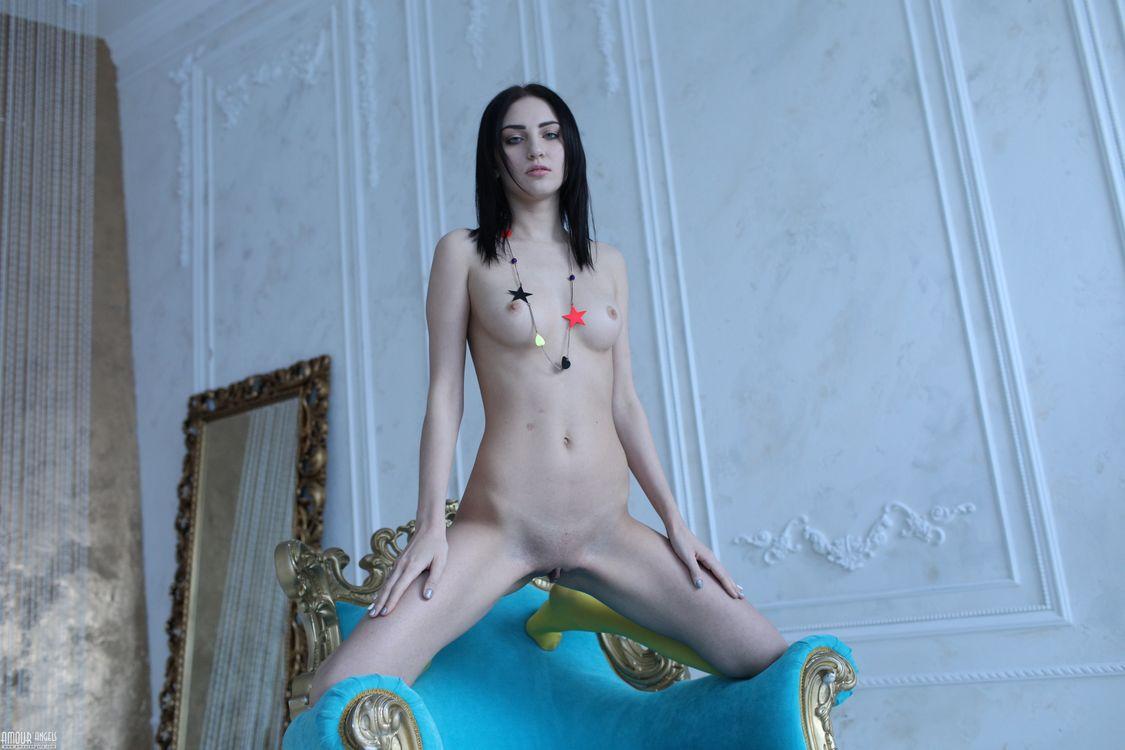 Blue Star,красотка,голая,голая девушка,о · бесплатное фото