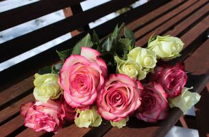 Photo free Beautiful bouquet, bouquet, flower arrangement