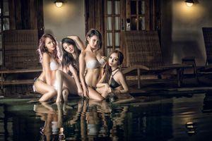 азиатские красотки
