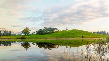 Фото бесплатно Алльга, Bavaria, Германия