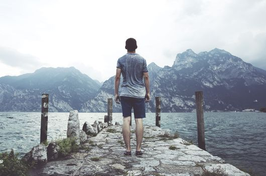 Фото бесплатно человек, море, воды