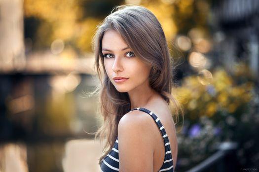 Фото бесплатно Леа Кювилье, девушки, модель