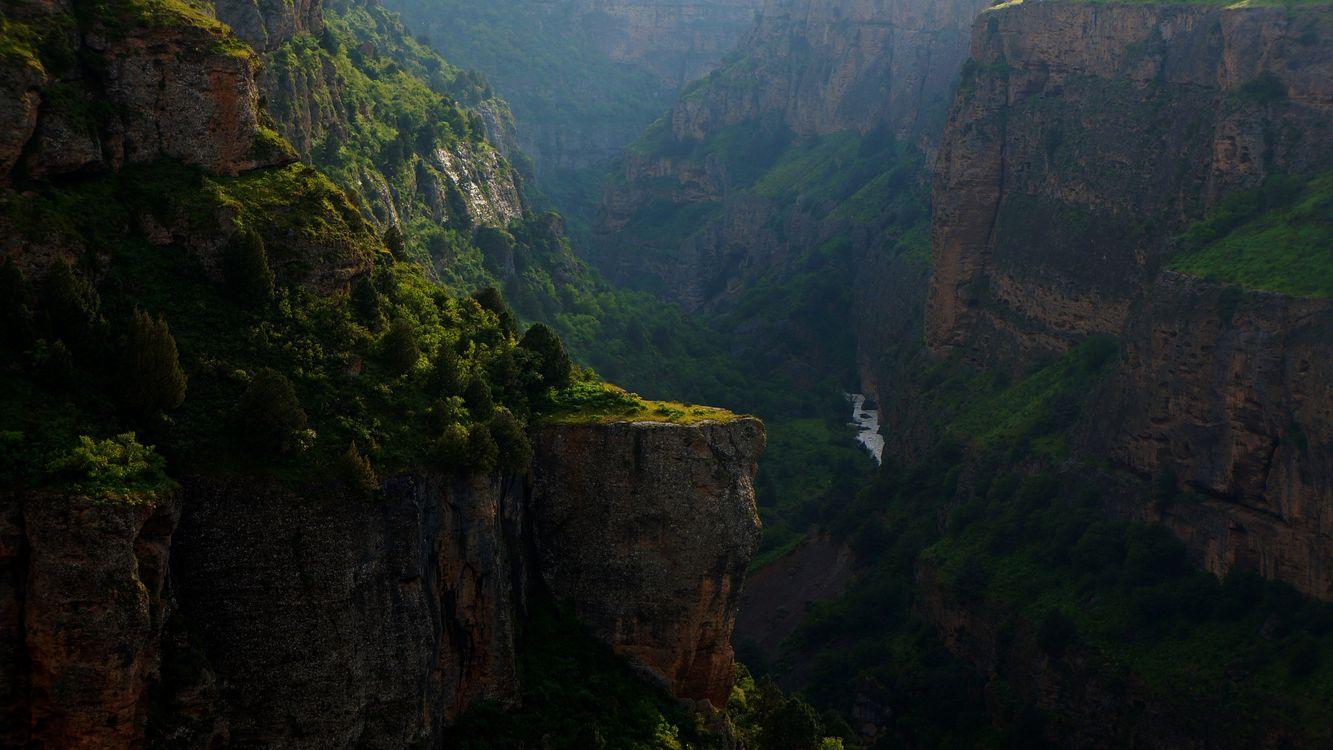 Фото овраг дикая природа природа - бесплатные картинки на Fonwall