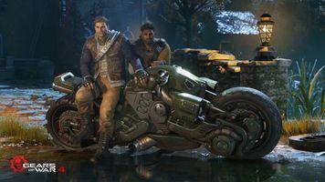 Фото бесплатно Gears Of War 4, Игры для Xbox, Игры