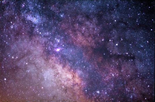 Фото бесплатно туманность, красочные, звезды
