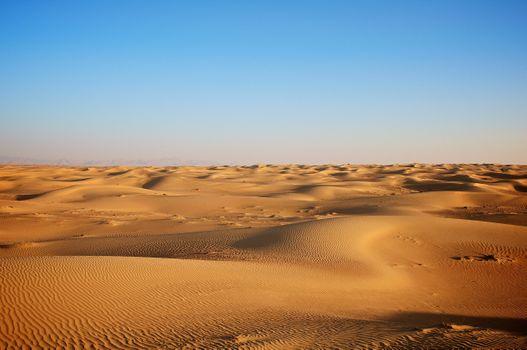 Фото бесплатно песок, горизонт, пустыня