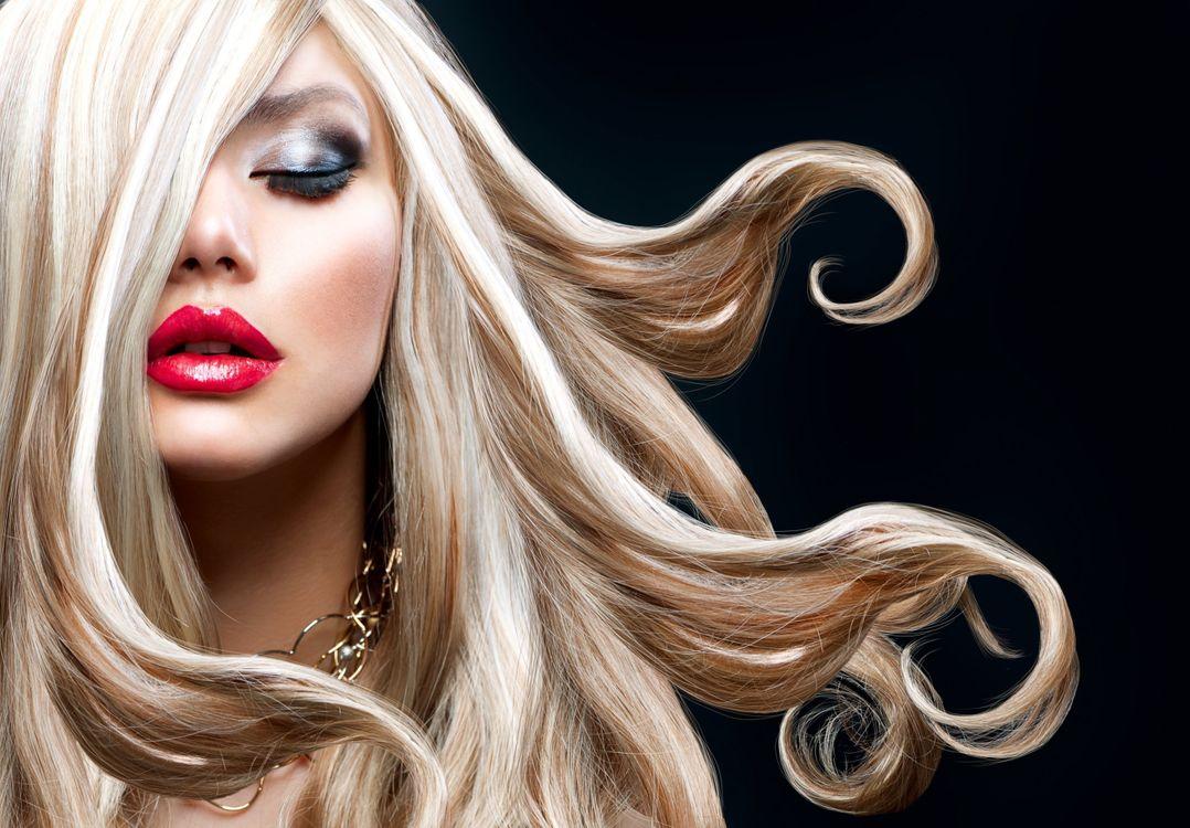 Фото блондинка макияж тени - бесплатные картинки на Fonwall