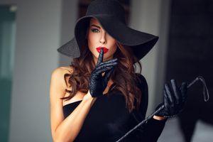 Фото бесплатно настроение, красивая дама, модель