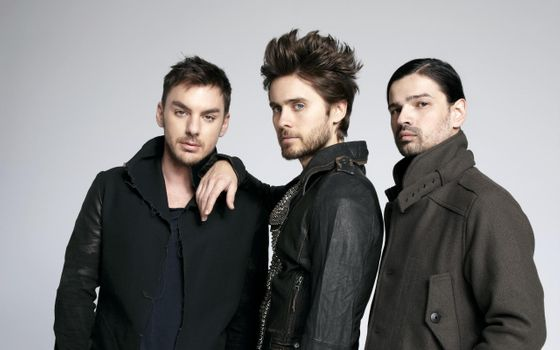 Фото бесплатно Thirty Seconds To Mars, рок-группа, музыка