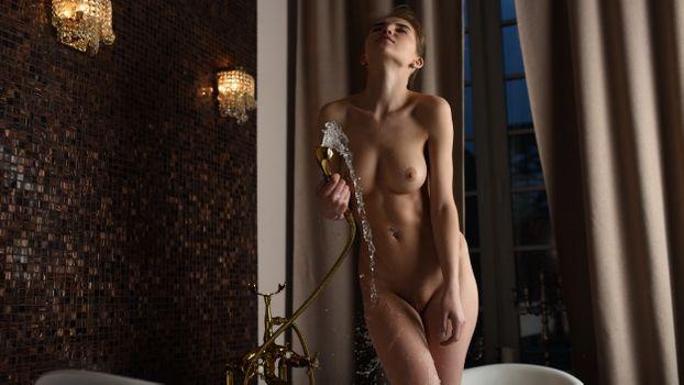 Фото бесплатно Caramel, eroticbeauty, милый, shwer и bading