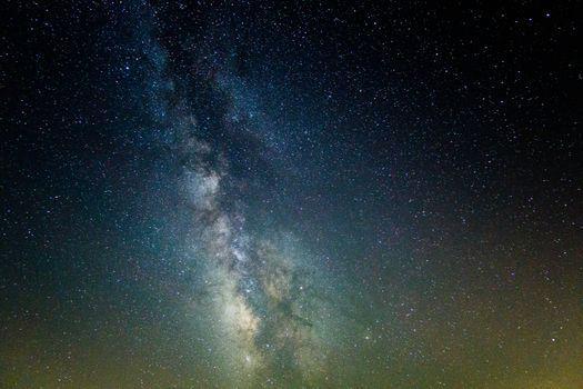 Фото бесплатно небо, звезды, ночь