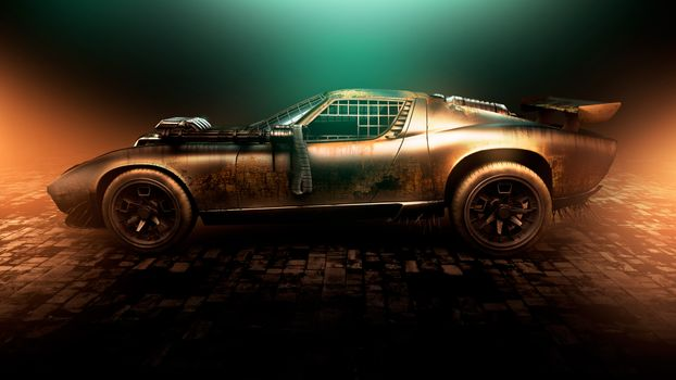 Фото бесплатно Lamborghini, Behance, Безумный Макс