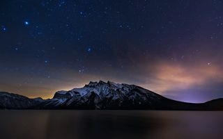 Фото бесплатно Канада, снег, Alberta
