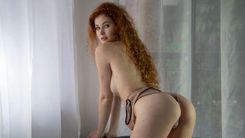 Фото бесплатно Хейди Романова, рыжая, сиськи, задница, попка, топлес