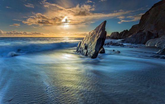 Заставки море, берег, природа