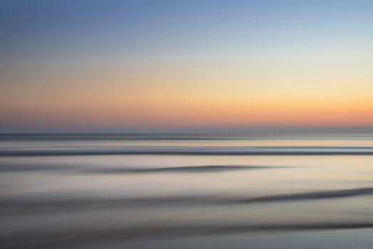 The vastness of the ocean