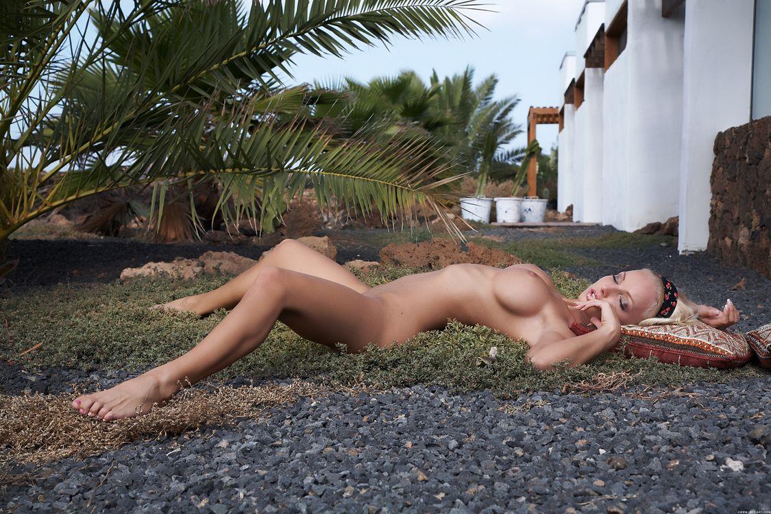 Фото бесплатно Соло, голая, Vanissa Vanessa Goldi - на рабочий стол