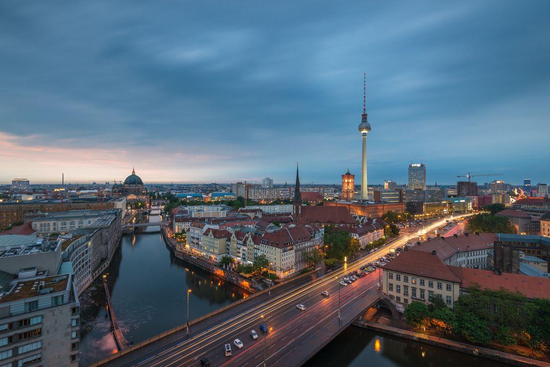 Достопримечательности Берлина · бесплатное фото