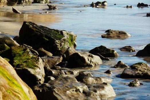 Бесплатные фото Море,камни,Прибой