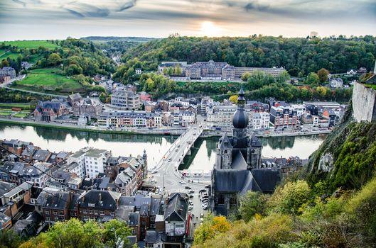 Фото бесплатно Динан, Бельгия, Dinant
