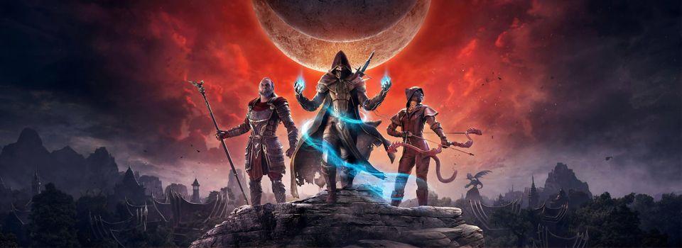 Фото бесплатно Elder Scrolls Online, игра, игровые обои