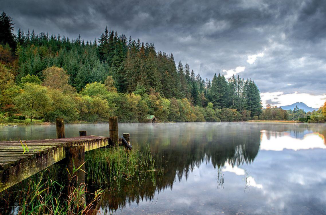 Фото бесплатно Лох ARD, природа, пейзаж - на рабочий стол