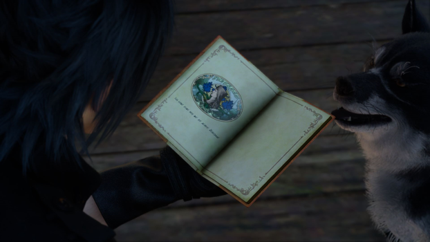 Photo free Umbra, Final Fantasy XV, Noctis
