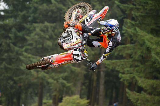 Фото бесплатно Dirtbike, Хонда, мото