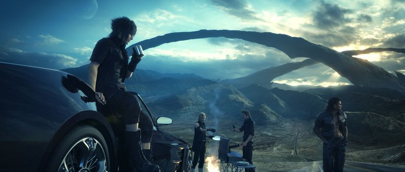 Photo free Games, Final Fantasy, Final Fantasy Xv