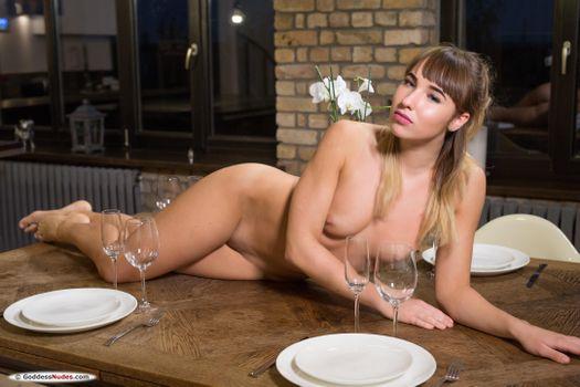 Фото бесплатно голая девушка, фотосессия, Inga F