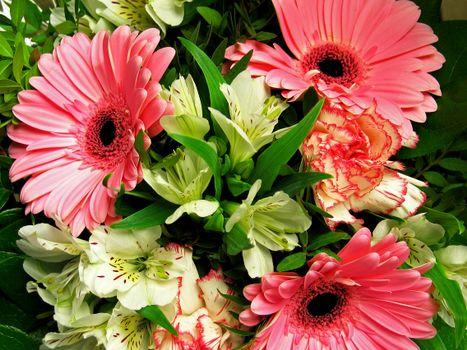 Photo free floral, festive bouquet, original
