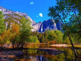 Photo free Yosemite National Park, Yosemite national Park, landscape