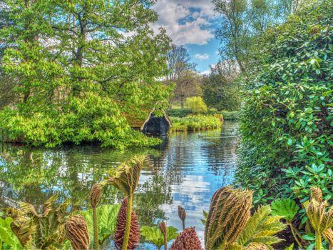 Фото бесплатно Scotney Castle, Великобритания, Кент