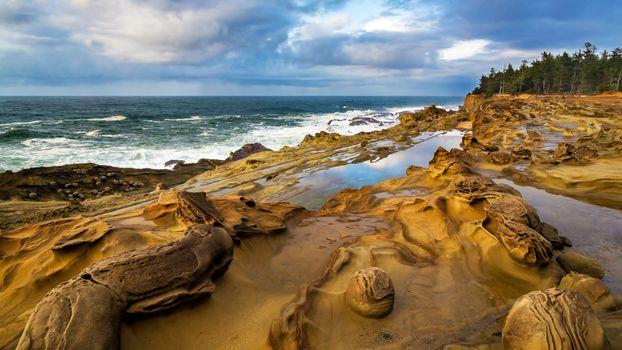 Фото бесплатно горы, отражение, разрешение UltraHD