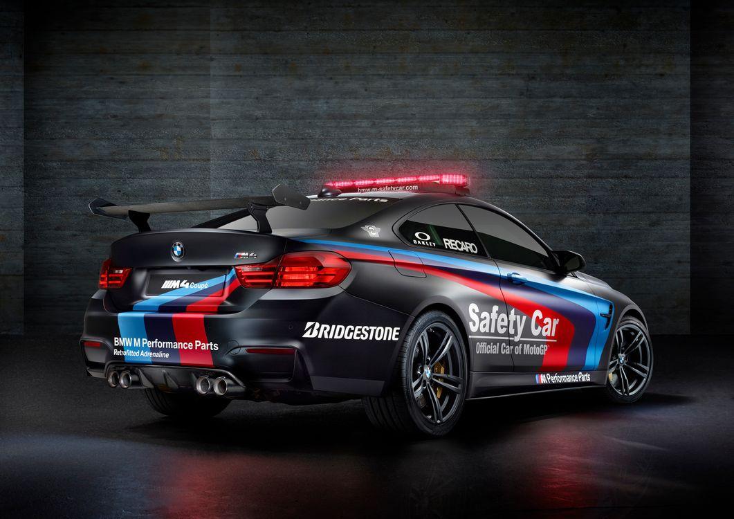 Фото бесплатно 2015, BMW M4 Coupe Safety Car, автомобиль - на рабочий стол