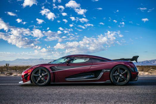 Photo free Koenigsegg Agera, automobiles, coupe