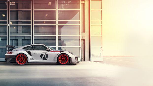 Фото бесплатно Porsche 911 Gt2 R, Porsche 911, Porsche