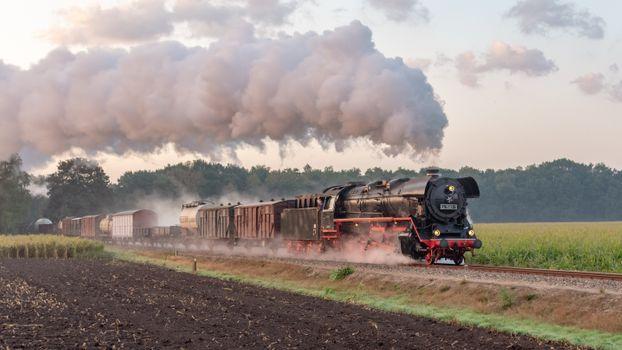 Фото бесплатно паровоз, steam, locomotive