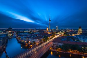 Night Berlin · free photo