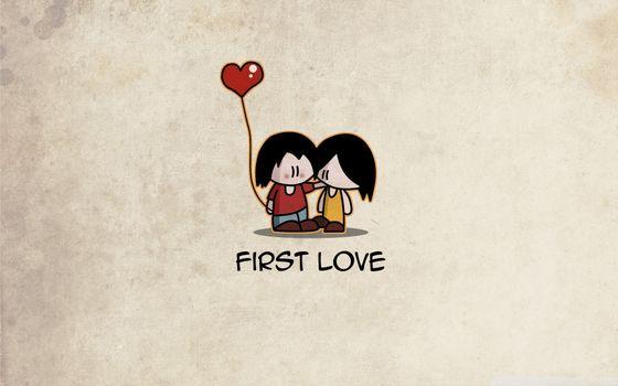 Фото бесплатно пара, сердце, любовь